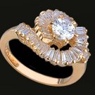 Lds Cubic Zirconia Fashion Ring #411