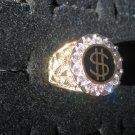 Gentleman's Cubic Zirconia Fashion Ring #2259