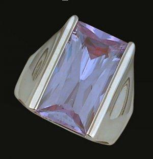 Ladies Cubic Zirconia Fashion Ring #427