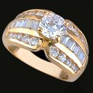 Lds Cubic Zirconia Fashion Ring #429