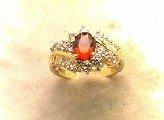 Lds Cubic Zirconia Fashion Ring #575