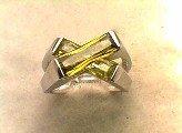 Lds Cubic Zirconia Fashion Ring #590