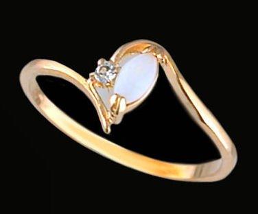 Lds Cubic Zirconia Fashion Ring #1225