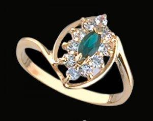Lds Cubic Zirconia Fashion Ring #1465