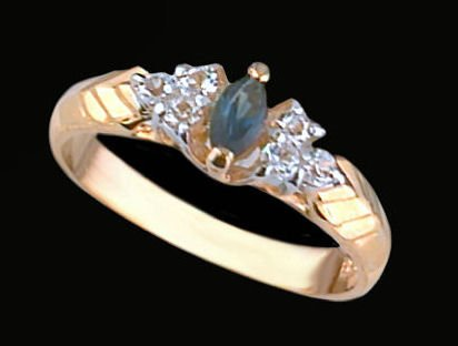 Lds Cubic Zirconia Fashion Ring #1542
