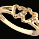 Lds Cubic Zirconia Fashion Ring #1546