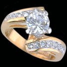 Lds Cubic Zirconia Fashion Ring #1661