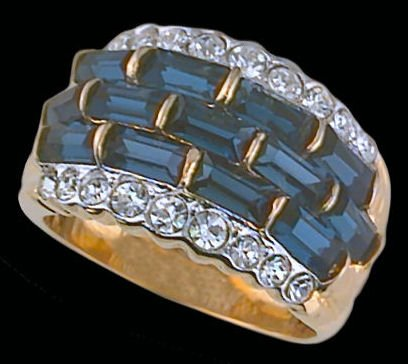 Lds Fashion Ring #1686