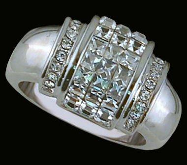 Lds Fashion Ring #1732