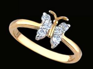 Lds Fashion Ring #1736