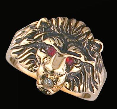 Gentleman's Fashion Ring #2011
