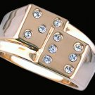 Gentleman's Fashion Ring #3016