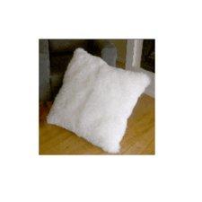 "24"" Bowron Longwool Floor Pillow"