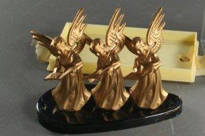 Shiny Brite Angel Decoration-VINTAGE DECOR-Hong Kong