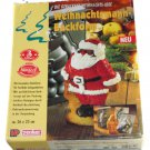 Weihnachtsmann Backform Santa 3D Cake Pan