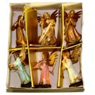 Max Ernhardt 6 Pc Angel Band Ornament Set - 2 Inches