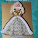 Hallmark Barbie Holiday Pin 1996