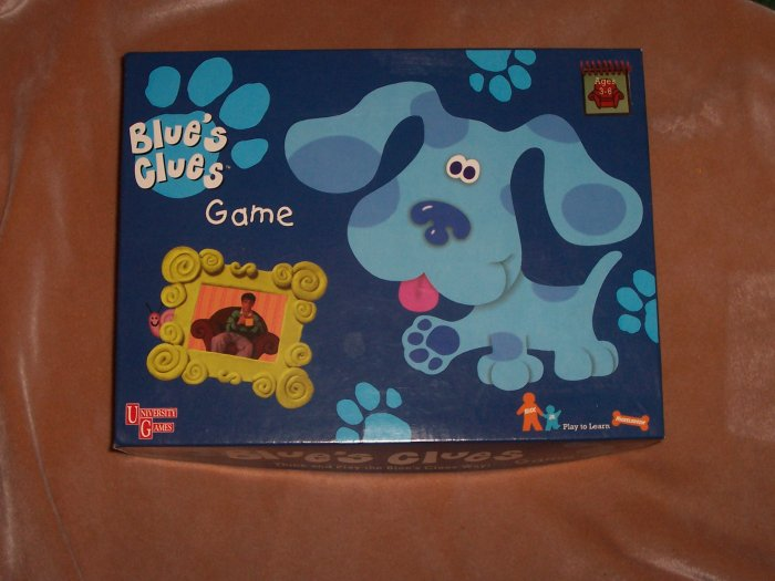 Blue's Clues Board Game