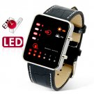 The Singularity - Japanese Inspired Binary LED Watch