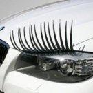 3D Automobile Car Lashes Eyelash Eyelashes Headlight Decal Auto Sticker