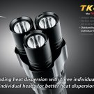 FENIX TK45 CREE XP-G (R5) 7 Modes 760 Lumens LED Flashlight