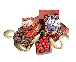 Chocolate Berry Patch