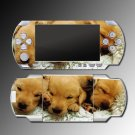 Golden Retriever Puppy dog game SKIN 6 for Sony PSP