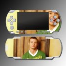 Justin Timberlake music concert game SKIN for Sony PSP