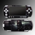 Terminator Salvation movie game SKIN #1 for Sony PSP