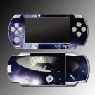 Star Trek USS Enterprise Ship Game SKIN #2 for Sony PSP