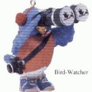 Bird Watcher 1993 Hallmark Keepsake Ornament QX5252
