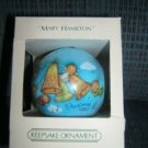 Mary Hamilton 1982 hallmark ornament QX2176