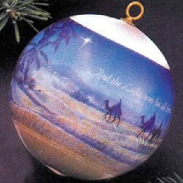 Behold The Star 1979 Hallmark Ornament QX2559