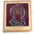 Hallmark Colors of Christmas: Candle QX3576 1978