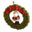 Hallmark 1976 Santa Ornament Twirl About QX1721
