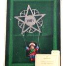 Hallmark Star Swing QX4215 1981