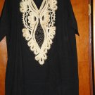 FREE SHIPPING ABAYA Islamic Embroidered Caftan Katan Jilbab Dress