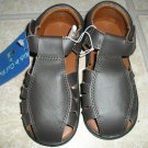 BOYS STEPS SANDALS SIZE 9 NWT