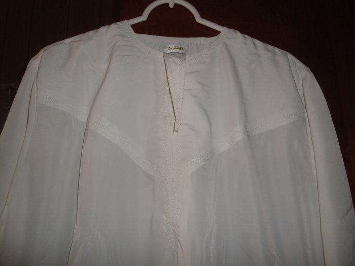 Free Shipping Ivory MEN Thobe Thoub Arab Jubba Dress Kurta Islamic Qamis