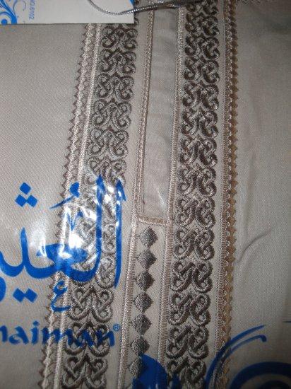 Free Shipping  Boys Thobe Thoub Arab Jubba Dress Kurta Islamic Qamis
