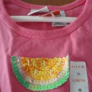 Free Shipping CIRCO 100% COTTON TOP TANK PINK SIZE LARGE(10/12)