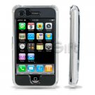 FREE SHIPPING Iphone 3g/3gs CLEAR case+ free iphone Screen protecter & micro fiber cleaning Cloth