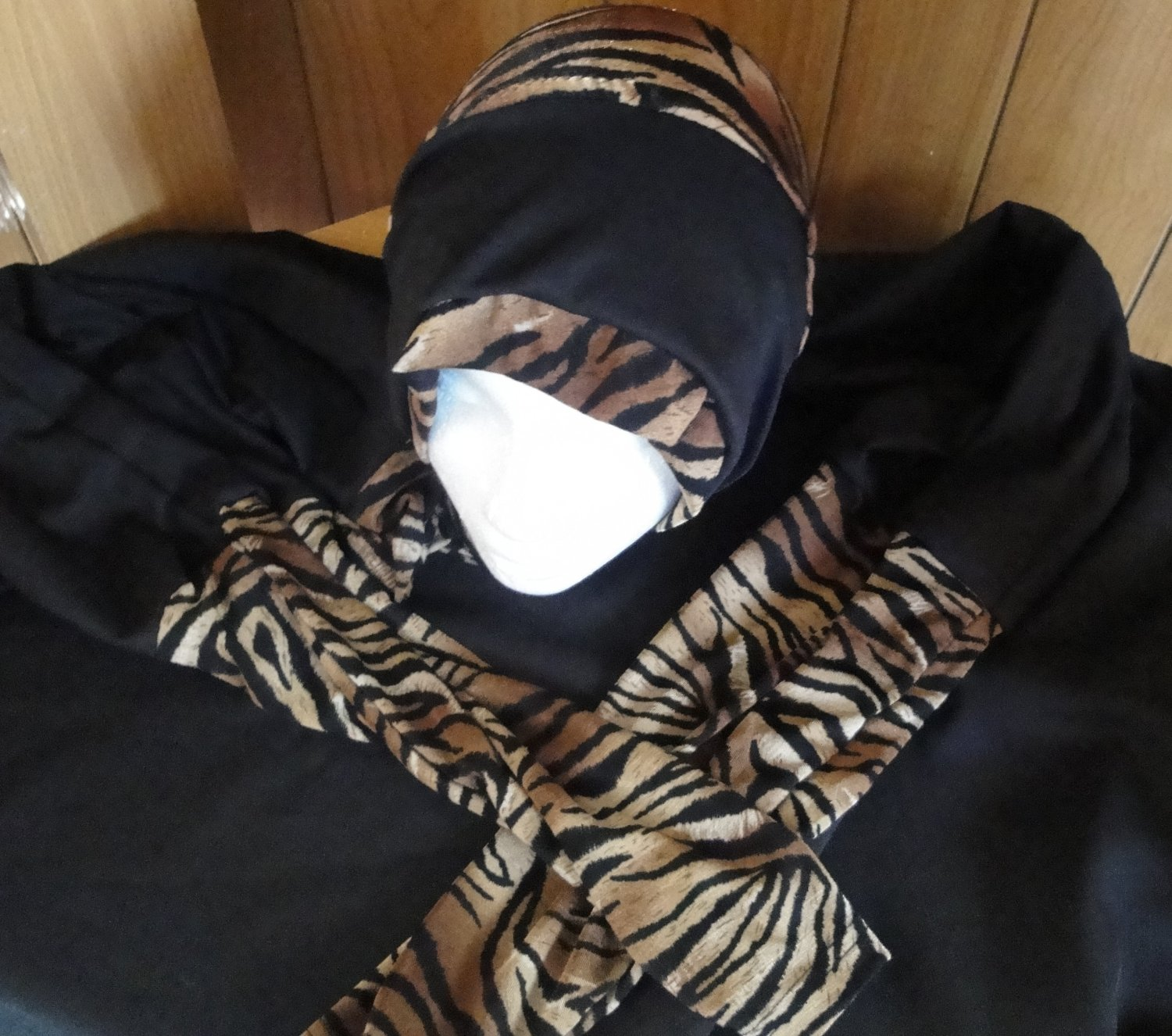 free shippingBlack & brown ABAYA ESDAL GAWN ESDAL ISLAMIC DRESS VERY NEW NEW STYLE