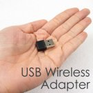 free shipping USB 802.11N 150M MINI WIRELESS WIFI LAN Adapter WPS Key