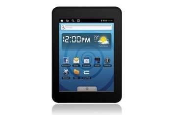 "Velocity Cruz 7"" Capacitive Google Tablet,Google Android 2.0,4GB,Bonus Case"