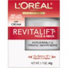 L&#39;Oreal Advanced RevitaLift Complete Day Cream,Anti-Wrinkle&Firming Face & Neck Moisturizer, 1.7 oz