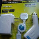 XTREME travel CHARGE SET iphone,ipad,ipad2,usb wall AC ADAPTER,USB car charger,usb data cable FRE SH