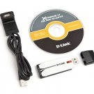 FREE SHIPPING refurbished  D-Link DWA-160 300Mbps Xtreme Duo Dual Band Wireless N USB Adapter