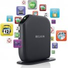 New Belkin Share N300 F7D7302 300Mbps Wireless-N MIMO 4-Port Router w/USB