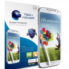 Tech Armor Samsung Galaxy SIV Screen Protectors 3Pk-Retail